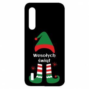 Etui na Xiaomi Mi9 Lite Wesołych Świąt Elf