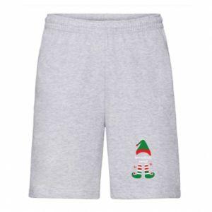 Men's shorts Happy Holidays Elf