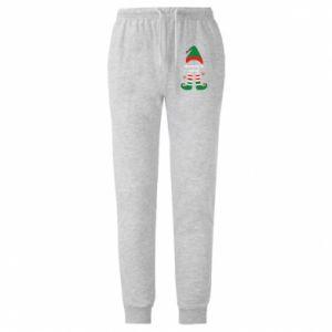Męskie spodnie lekkie Happy Holidays Elf