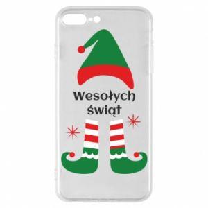 Phone case for iPhone 7 Plus Happy Holidays Elf