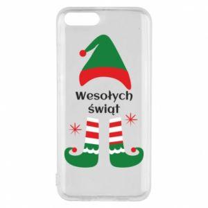 Phone case for Xiaomi Mi6 Happy Holidays Elf