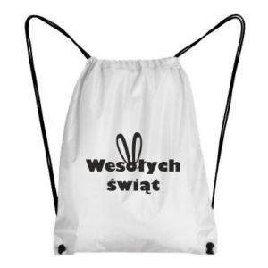 Backpack-bag Easter, bunny ears