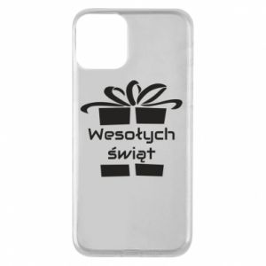 iPhone 11 Case Happy holidays gift