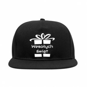 SnapBack Happy holidays gift