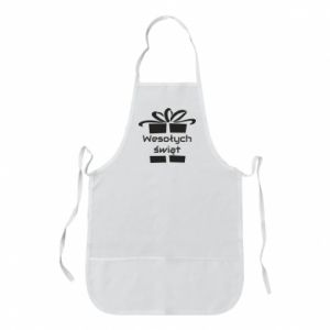 Apron Happy holidays gift