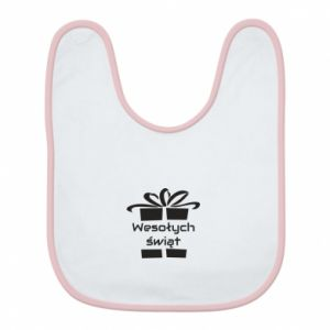 Bib Happy holidays gift
