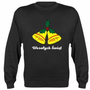 Sweatshirt Merry Christmas... - PrintSalon