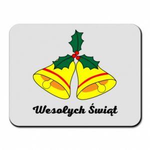 Podkładka pod mysz Wesołych Świąt. Boże Narodzenie