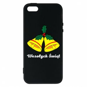 Phone case for iPhone 5/5S/SE Merry Christmas... - PrintSalon