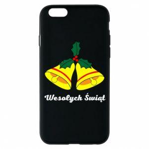 Phone case for iPhone 6/6S Merry Christmas... - PrintSalon