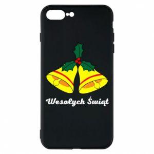 Phone case for iPhone 7 Plus Merry Christmas... - PrintSalon