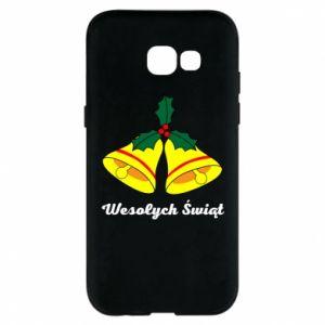 Phone case for Samsung A5 2017 Merry Christmas... - PrintSalon
