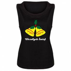 Women's t-shirt Merry Christmas... - PrintSalon
