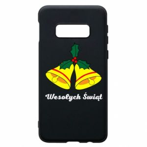 Phone case for Samsung S10e Merry Christmas... - PrintSalon