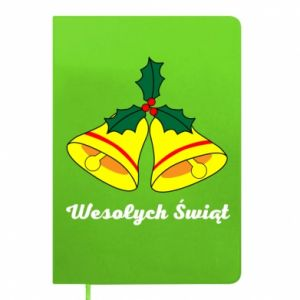 Notepad Merry Christmas...