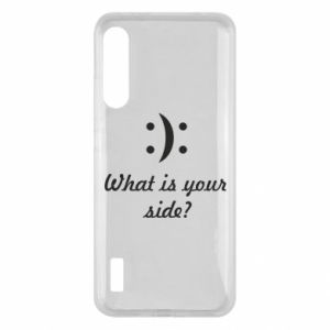 Xiaomi Mi A3 Case What is your side?