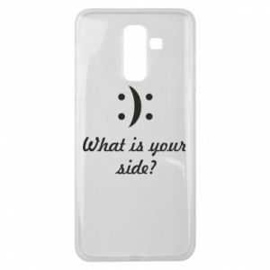 Samsung J8 2018 Case What is your side?