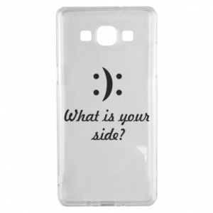 Samsung A5 2015 Case What is your side?