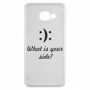 Samsung A3 2016 Case What is your side?