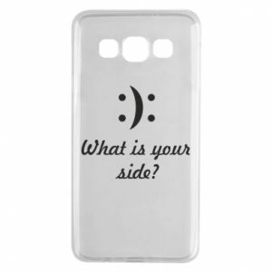 Samsung A3 2015 Case What is your side?