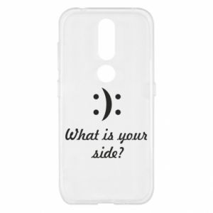 Nokia 4.2 Case What is your side?