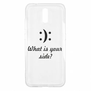 Nokia 2.3 Case What is your side?