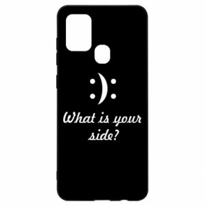 Samsung A21s Case What is your side?