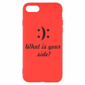 iPhone SE 2020 Case What is your side?