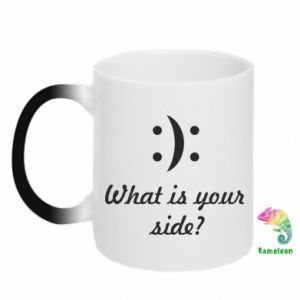 Magic mugs What is your side?