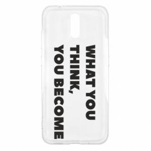 Etui na Nokia 2.3 What you think you become