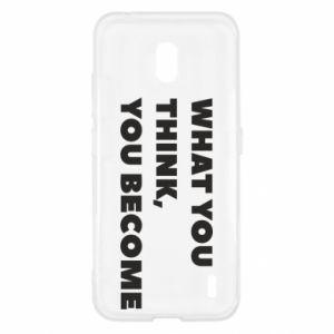 Etui na Nokia 2.2 What you think you become