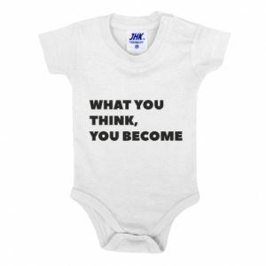 Body dziecięce What you think you become
