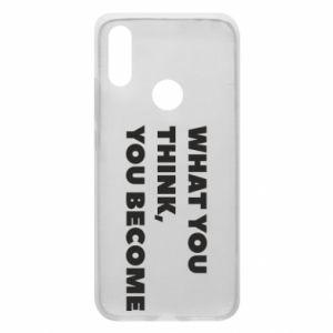 Etui na Xiaomi Redmi 7 What you think you become