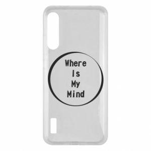 Etui na Xiaomi Mi A3 Where is my mind