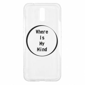 Etui na Nokia 2.3 Where is my mind