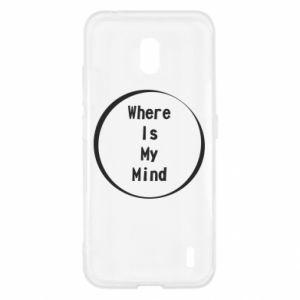 Etui na Nokia 2.2 Where is my mind