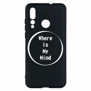 Etui na Huawei Nova 4 Where is my mind