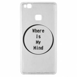 Etui na Huawei P9 Lite Where is my mind
