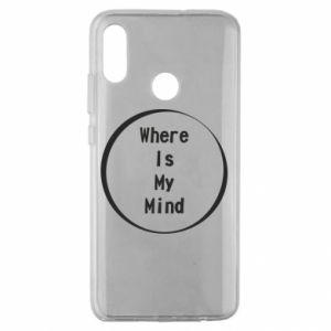 Etui na Huawei Honor 10 Lite Where is my mind