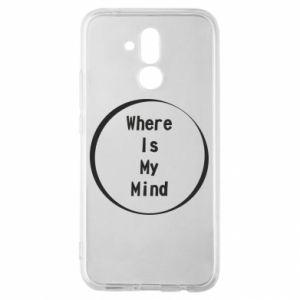 Etui na Huawei Mate 20 Lite Where is my mind