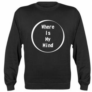 Bluza (raglan) Where is my mind