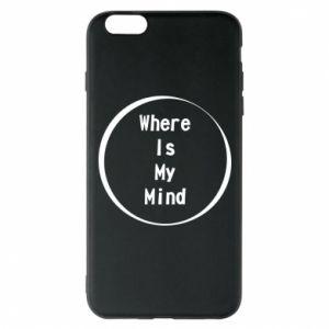 Etui na iPhone 6 Plus/6S Plus Where is my mind