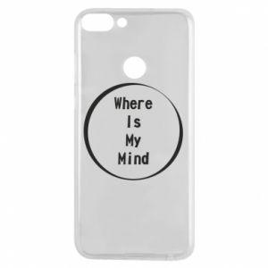 Etui na Huawei P Smart Where is my mind