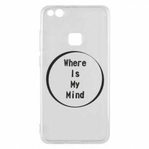 Etui na Huawei P10 Lite Where is my mind
