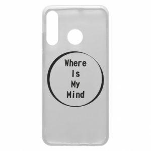Etui na Huawei P30 Lite Where is my mind
