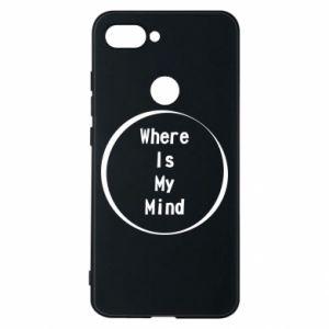 Etui na Xiaomi Mi8 Lite Where is my mind