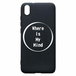 Etui na Xiaomi Redmi 7A Where is my mind
