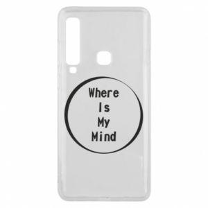 Etui na Samsung A9 2018 Where is my mind