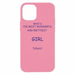 Etui na iPhone 12 Mini Who's the most wonderful