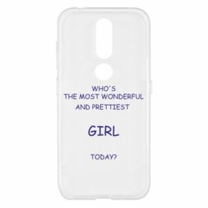 Etui na Nokia 4.2 Who's the most wonderful